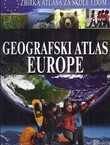 Geografski atlas Europe
