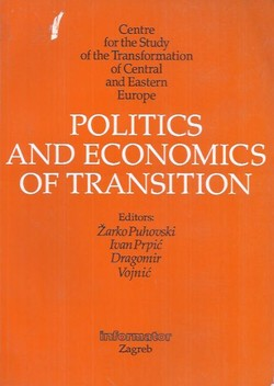 Politics and Economics of Transition