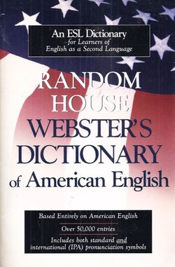 Webster's Dictionary of American English