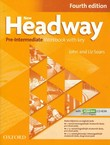 New Headway. Pre-Intermediate Workbook with Key (4.izd.) + CD