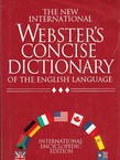The New International Webster's Concise Dictionary of the English Language