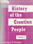 A History of the Croatian People II.