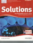 Solutions. Pre-Intermediate Student's Book B1 (2.izd.)
