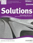 Solutions. Intermediate Workbook + CD (2.izd.)