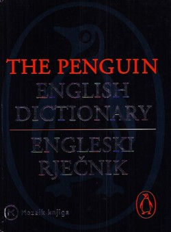 The Penguin English Dictionary / Engleski rječnik