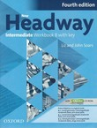 New Headway. Intermediate Workbook B with Key + CD (4.izd.)