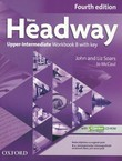 New Headway. Upper-Intermediate Workbook B with Key + CD (4.izd.)