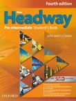 New Headway. Pre-Intermediate Student's Book + CD (4.izd.)