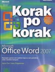 Korak po korak. Microsoft Office Word 2007