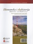 Ekonomska i ekohistorija / Economic and Ecohistory 6/2010