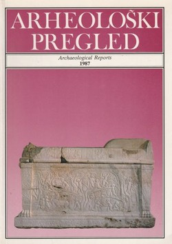 Arheološki pregled / Archaeological Reports 1987
