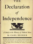 The Declaration of Independence. A Study in the History of Political Ideas