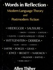 Words in Reflection. Modern Language Theory and Postmodern Fiction