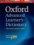 Oxford Advanced Learner's Dictionary (8th Ed.)