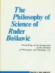The Philosophy of Science of Ruđer Bošković