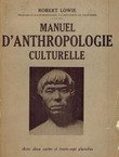 Manuel d'anthropologie culturelle