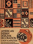 American Indian Design and Decoration (Reprint from 1950)
